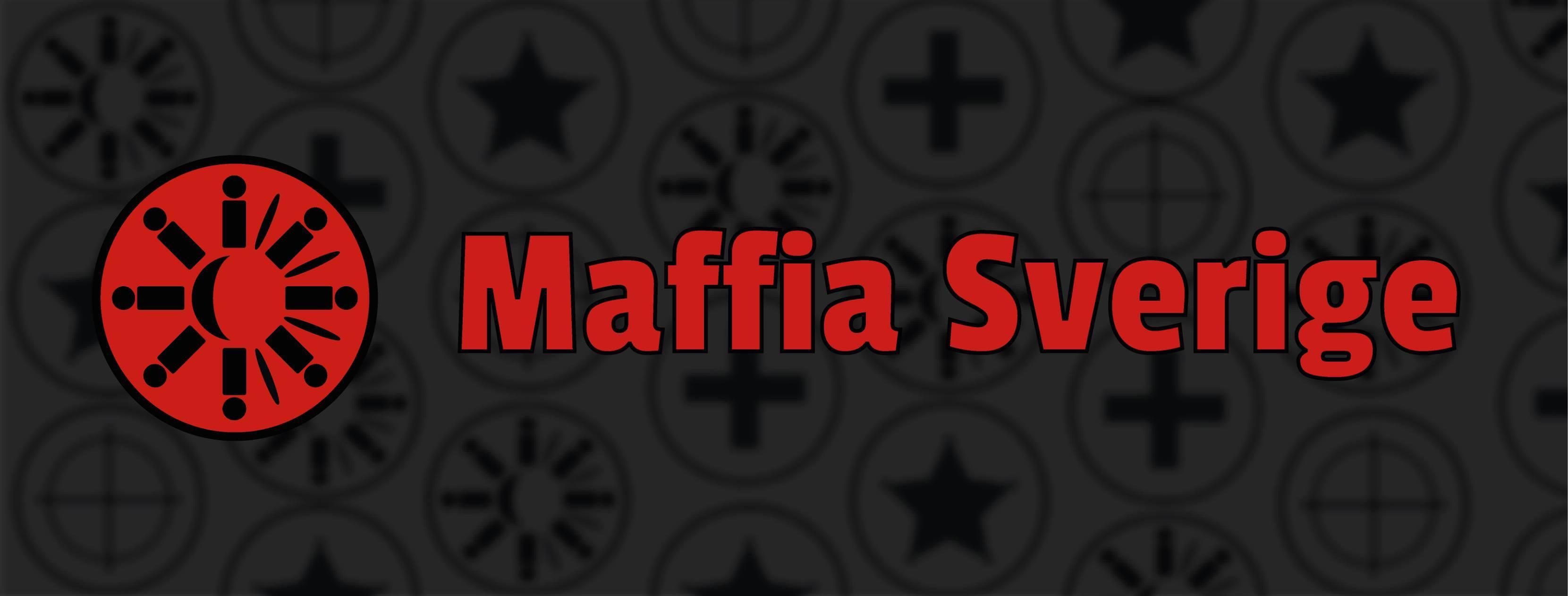 Maffia Sveriges logga