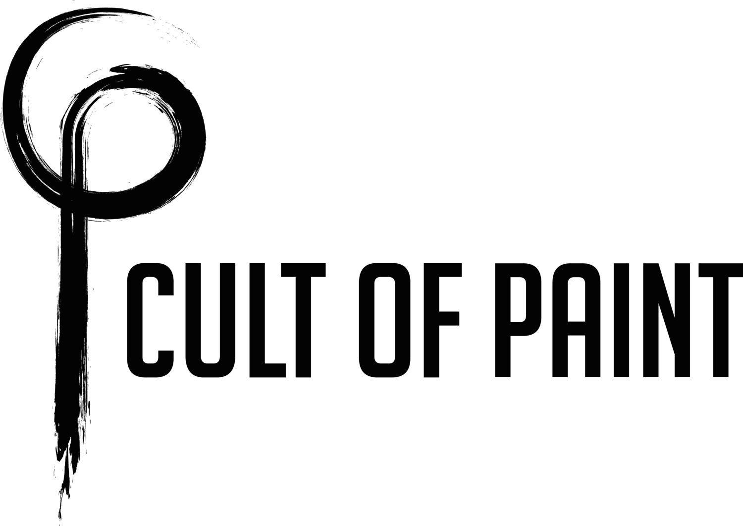 Cult of Paint logo