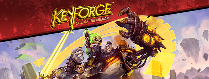 Keyforge Logo